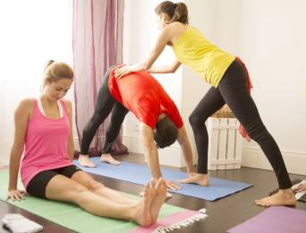 yoga moncloa
