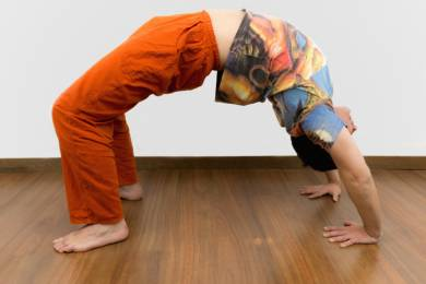yoga coslada