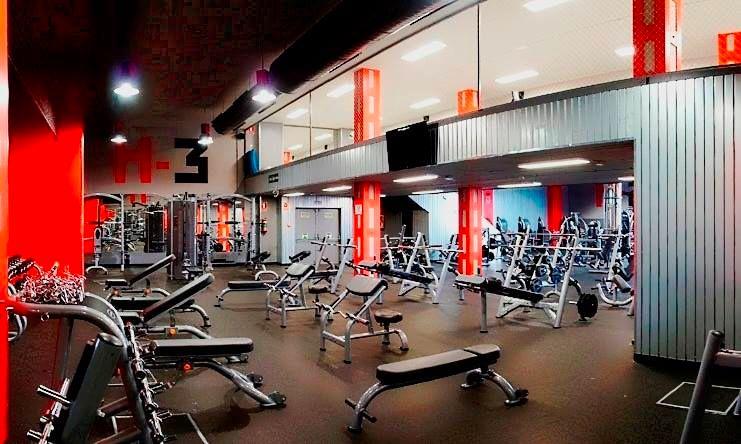 fitness 19 la sierra