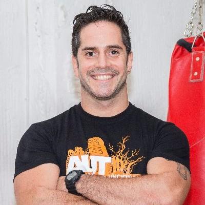 Marco Antonio Vásquez Ciuffardi - Instructor de cross training en Madrid