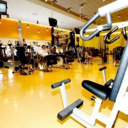 Paidesport parquesur gimnasio en legan s for Gimnasio parquesur