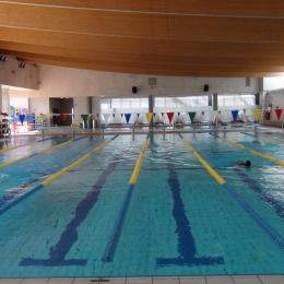 Piscina municipal la corxera gimnasio en sant feliu de for Precio piscina municipal