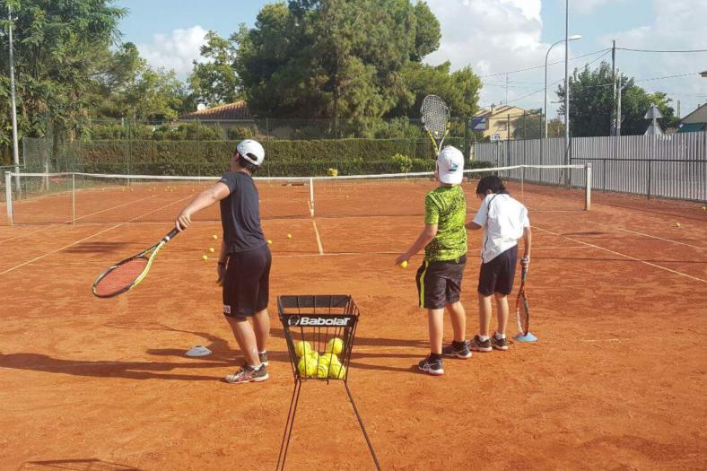 tenis almeria