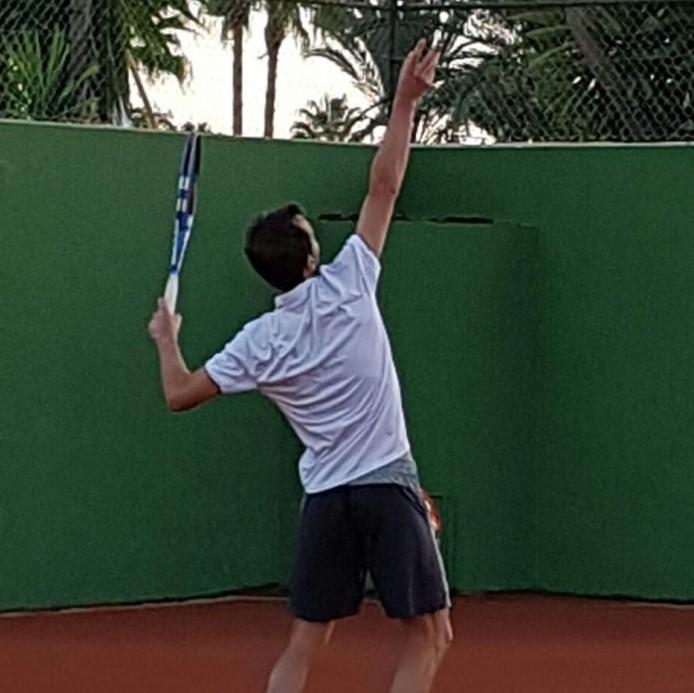 tenis vigo