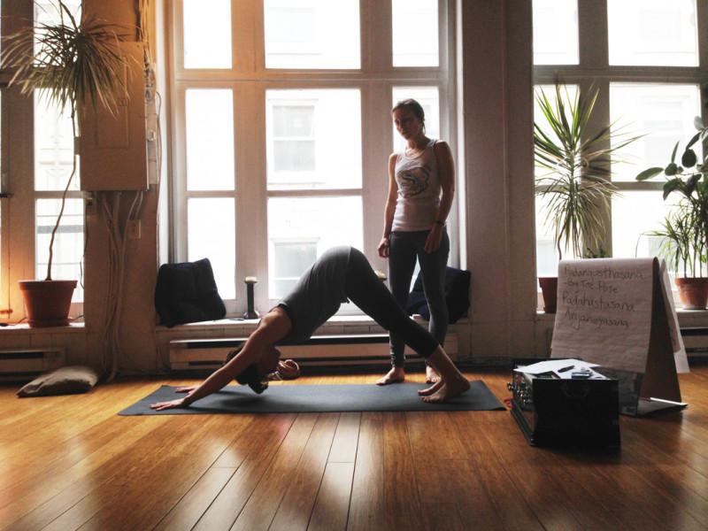 yoga pamplona